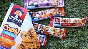 are chewy bars actually healthy stack