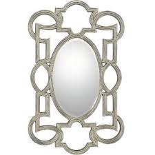 pewter oval mirror mirror wall