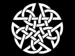 Pentagram Celtic Knot Wicca Druid Pagan Vinyl Decal Car Wall Sticker Choose Size Ebay