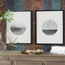 transitional framed wall art for your