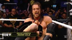 Adam Cole Wins WWE NXT Title At TakeOver: XXV