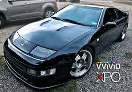 Vvivid 5ft X 22ft Black Gloss Vinyl Car Wrap Decal Ebay
