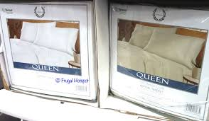 costco laurel crest sheet set 4