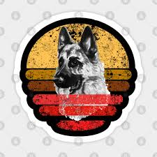 k9 german shepherd police dogs gifts