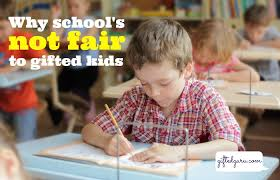 why s not fair to gifted kids