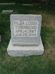 Hilda Isabelle Townsend Cook (1887-1946) - Find A Grave Memorial