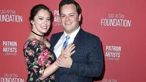 Pregnant Rachel Bloom and husband Dan Gregor taken in by California couple  after getting 'stranded' in storm | Fox News