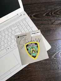 Nypd Police Pop Vinyl 6 Sizes Bumper Banner Sticker Window Nypd Police Car Decal Sports Outdoors Dprd Tasikmalayakab Go Id