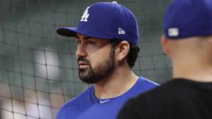 Dodgers ask Adrian Gonzalez to remain a World Series spectator ...