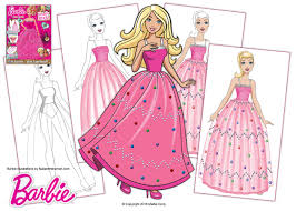 my freelance ilrations for barbie