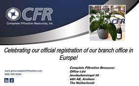 In Complete Filtration Resources... - Complete Filtration Resources Inc. |  Facebook