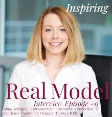 Real Model Interview Episode #9 featuring Emma Johnson at Toyota ...