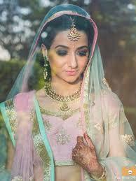 delhi top bridal makeup artist