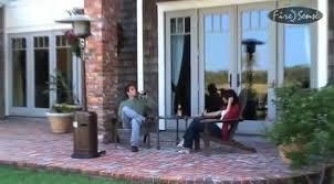 patio heater propane outdoor heating