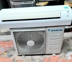 Thanh lý máy lạnh Daikin tại nhà ở Biên Hòa