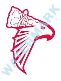Atlanta Braves Atlanta Falcons Hawks Mash Up Vinyl Decal Sticker 10 Sportz For Less