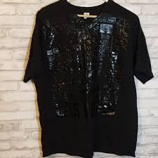 Magic Shirts Black Las Vegas Souvenir Black Decal Shirt Xl Poshmark