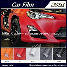3d Carbon Fiber Film Car Decal Vinyl Sheet Wrap Sticker Ibuyautoparts Com