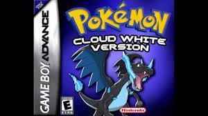 Pokemon Cloud White Download - PokemonCoders