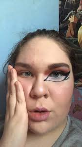 jafar inspired drag makeup magi