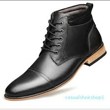 shoes real leather lace up dress shoes