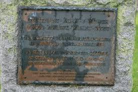 The Memorial Day Foundation - LIEUTENANT ADAM F. HELMER REVOLUTIONARY WAR  MEMORIAL
