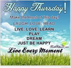 happy thursday quotes