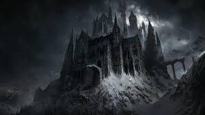 1920x1080 evil castle dark fantasy