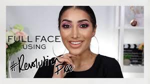 anchal mua vibrant glam eye tutorial