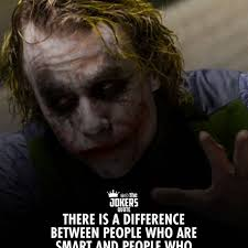 official joker quotes thejokersquote • instagram photos and