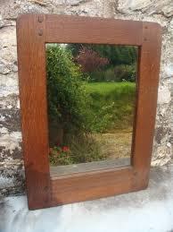 liberty oak arts crafts mirror