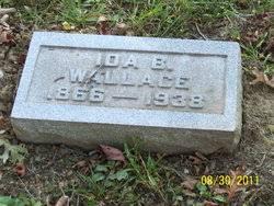 Ida Beery Wallace (1866-1938) - Find A Grave Memorial