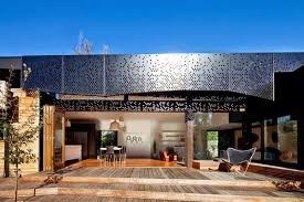 australian interesting u shaped home