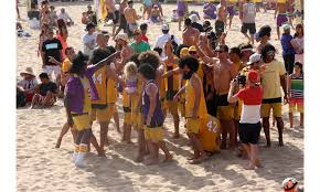6-Man Beach Volleyball: Nothing Is As Routine As It Seems | DigMB