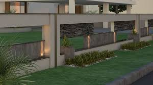 Why Beautiful Boundary Wall Design Is Essential For Modern Day Homes Front Wall Design Gate Wall Design House Front Wall Design