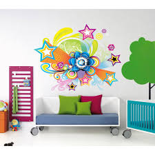 Shop Full Color Decal Stars Salute Rainbow Sticker Stars Salute Wall Art Decal Sticker Decal Size 22x26 Overstock 13961372