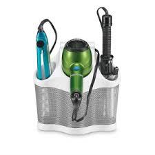 wall mount dryer holder curling