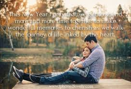 happy new year quotes happy new year wishes for him