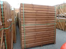 5ft X 6ft Feather Edge Fence Panels 25 95 Garden Village Developments Supplies Ltd