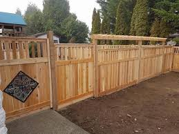 We Are Open Cedar Fence Panel Locally Built Outside Victoria Victoria Mobile