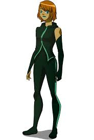 young justice oc [Adele Miller] by xOyoryOx on DeviantArt