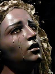 Nuestra Señora de los Siete Dolores de luto en el Santo Angel, nov. 2011 -  Cofrades