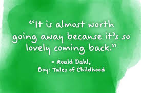 roald dahl boy quotes
