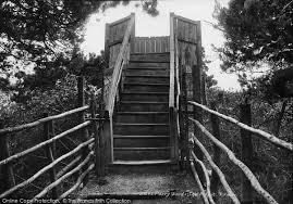 Photo of Perry Wood, The Pulpit 1903 - Francis Frith