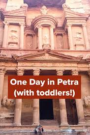 One Day at Petra (with Kids!) | Local Passport Family
