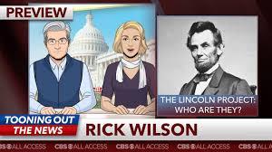 Rick Wilson squirms talking anti-Trump Super-PAC, The Lincoln ...