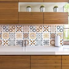 Azulejo 15cm Mosaic Tile Stickers In 2020 Mosaic Tile Stickers Style Tile Kitchen Tile