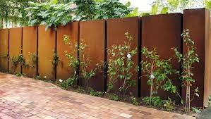Wasatch Steel 5 Different Steel Fence Designs For Your Outdoor Space