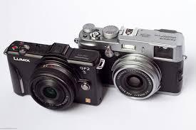 Fujifilm X100 vs Panasonic GF2 with ...