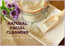powder face wash a natural powder face